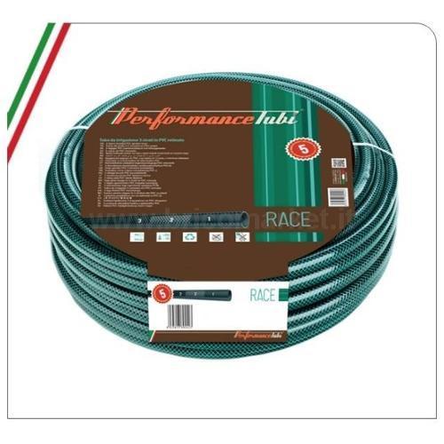 TUBO DA IRRIGAZIONE RACE 15M 1/2- 3 STRATI 1/2 15M 3 IN PVC RETINATO